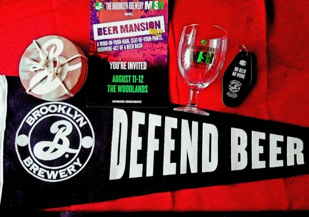 Brooklyn Brewery Beer Mansion