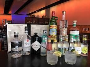 Create Your Own Gin & Tonic at Teresa's Café inWayne