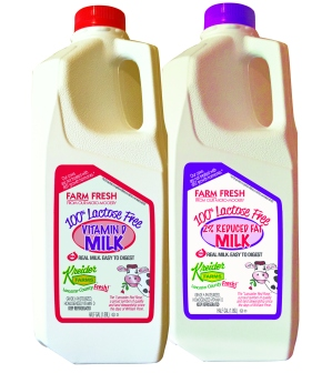 "Lancaster County's Kreider Farms Introduces America's First ""Farm Fresh"" Lactose-Free Milk"