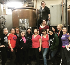 1st Annual Women in Brewing Symposium at University of theSciences