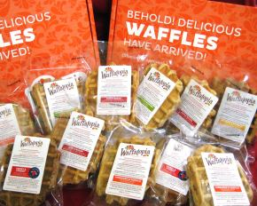 Free Waffatopia Waffles for National Waffle Day on August24