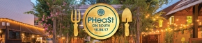 Foodie Event PHeaSt Moves to Pop Up Garden at 15th &South
