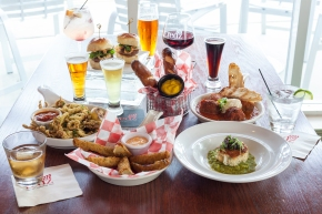 Redz Restaurant Heats Up with New Menu Items, Cocktails & Craft Beer Program