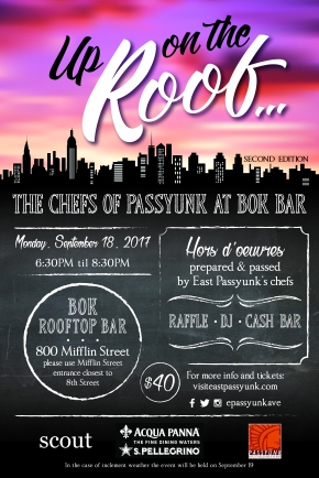 20 East Passyunk Chefs Come Together for Fundraiser at Bok Bar
