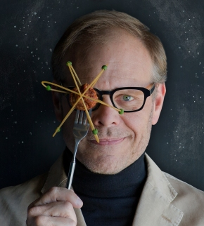 Win Tickets to Alton Brown Live: Eat Your Science Tour at KimmelCenter