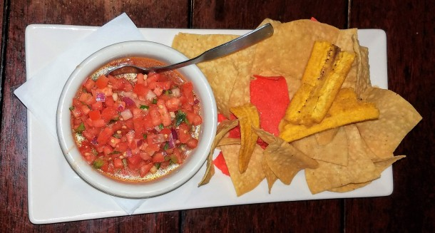 Bahama Breeze Salsa & Chips