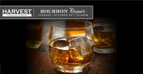 Five-Course Bourbon Dinner at Harvest Seasonal Grill & Wine Bar