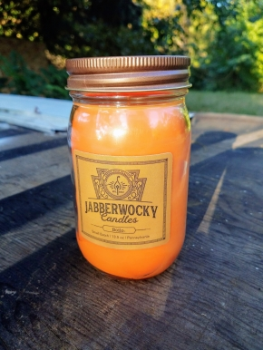 Product Corner: JabberwockyCandles