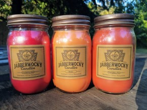 Product Corner: Jabberwocky Candles