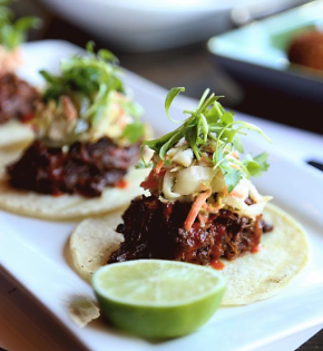 Grubspotting: Korean Short Rib Tacos at City Tap House