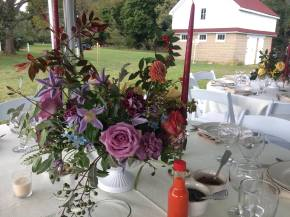 Friday Arts Features Chef Olunloyo & Savoie Organic Farm DinnerCollaboration