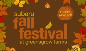 Subaru Fall Festival at Greensgrow Farms