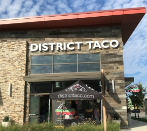 District Taco to Open in King of Prussia
