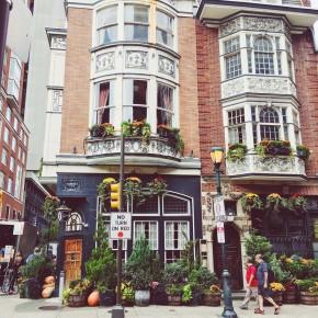 Top 3 Rittenhouse SquareRestaurants