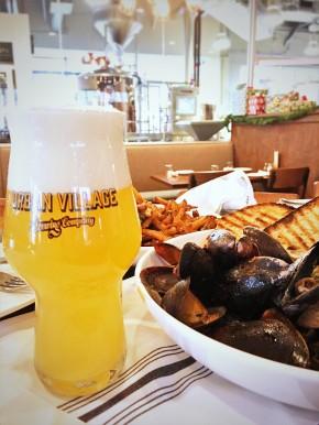 7 Fishes & 7 Beers at Urban VillageBrewing