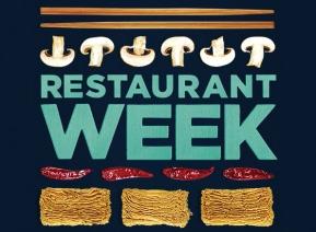 Center City Restaurants Extend RestaurantWeek