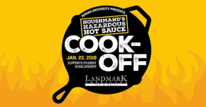 Landmark Americana Hosts Hot Sauce Cook-Off at Rowan University