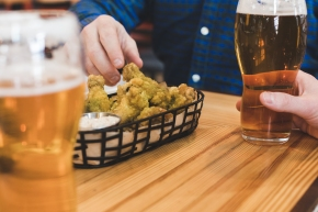 "Enjoy ""Philly"" Wings at Yards Brewery and Taproom"