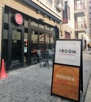 A Look at Pizzeria Vetri's New ExpandedMenu