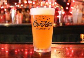 Redz Restaurant & Cape May Brewing Beer PairingDinner