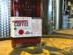 Manatawny Still Works and Rival Bros. Collaborate & Launch Coffee Whiskey