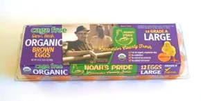 Kreider Farms Introduces Noah's Pride™ Cage Free and Organic Cage FreeEggs