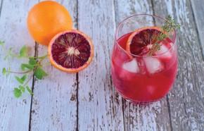 Philadelphia Flower Show Inspired Cocktails from Fine Wine & GoodSpirits