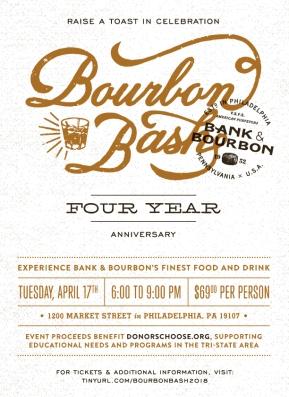 Bank & Bourbon Hosts 4th Annual BourbonBash