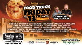 Food Truck Friday the 13th of April