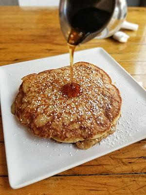 AYCE Pancakes Miles Table