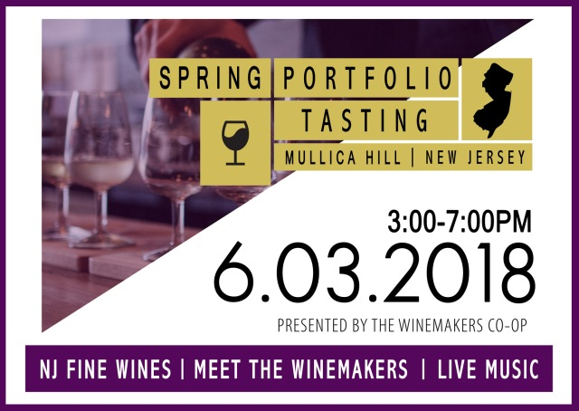 Winemakers Co-Op Spring Portfolio Tasting