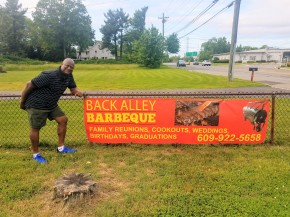 Back Alley Barbeque Opening Soon in Pennsauken Township